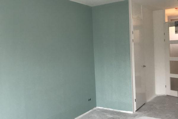 Accent-kleur-woonkamer-muur